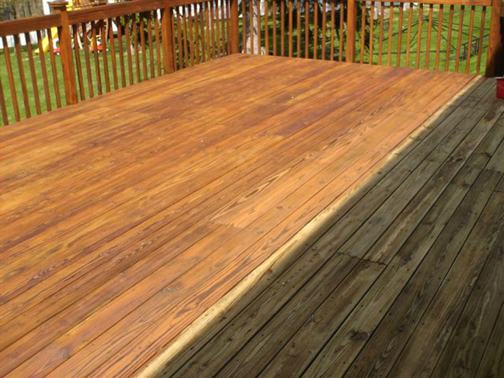 Deck Cleaning - Deck Cleaning - Massachusetts