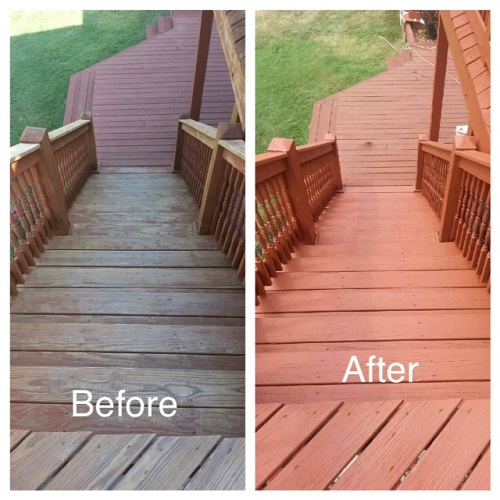 Composite Deck Sealing